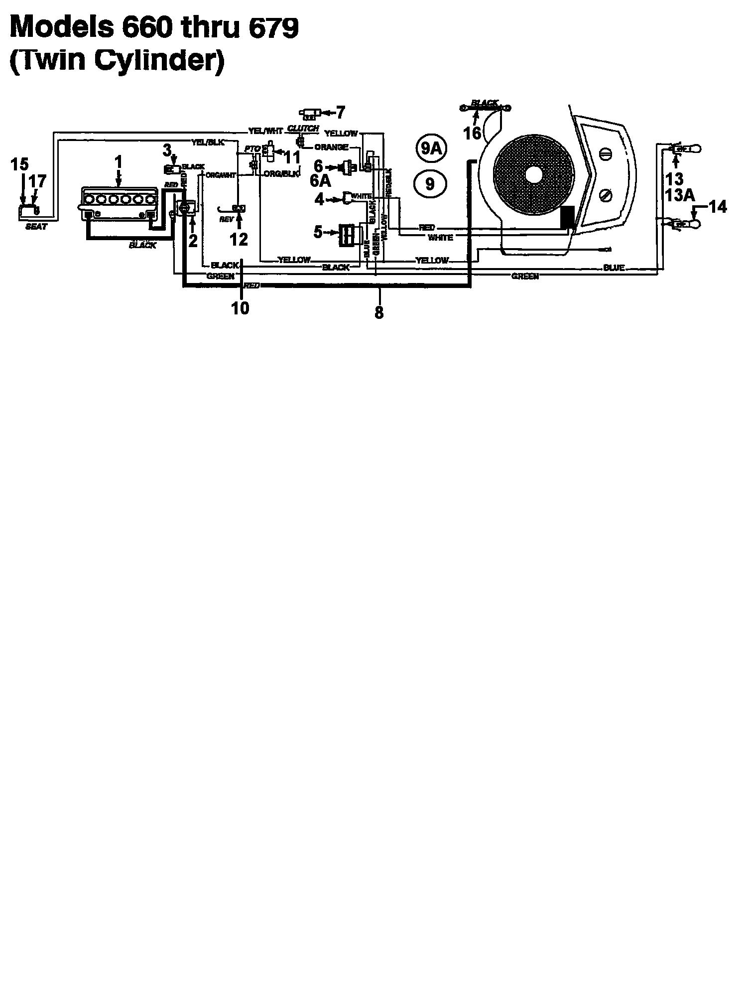 Bauhaus Funrunner Schaltplan 2 Zylinder 133i679f646 1993