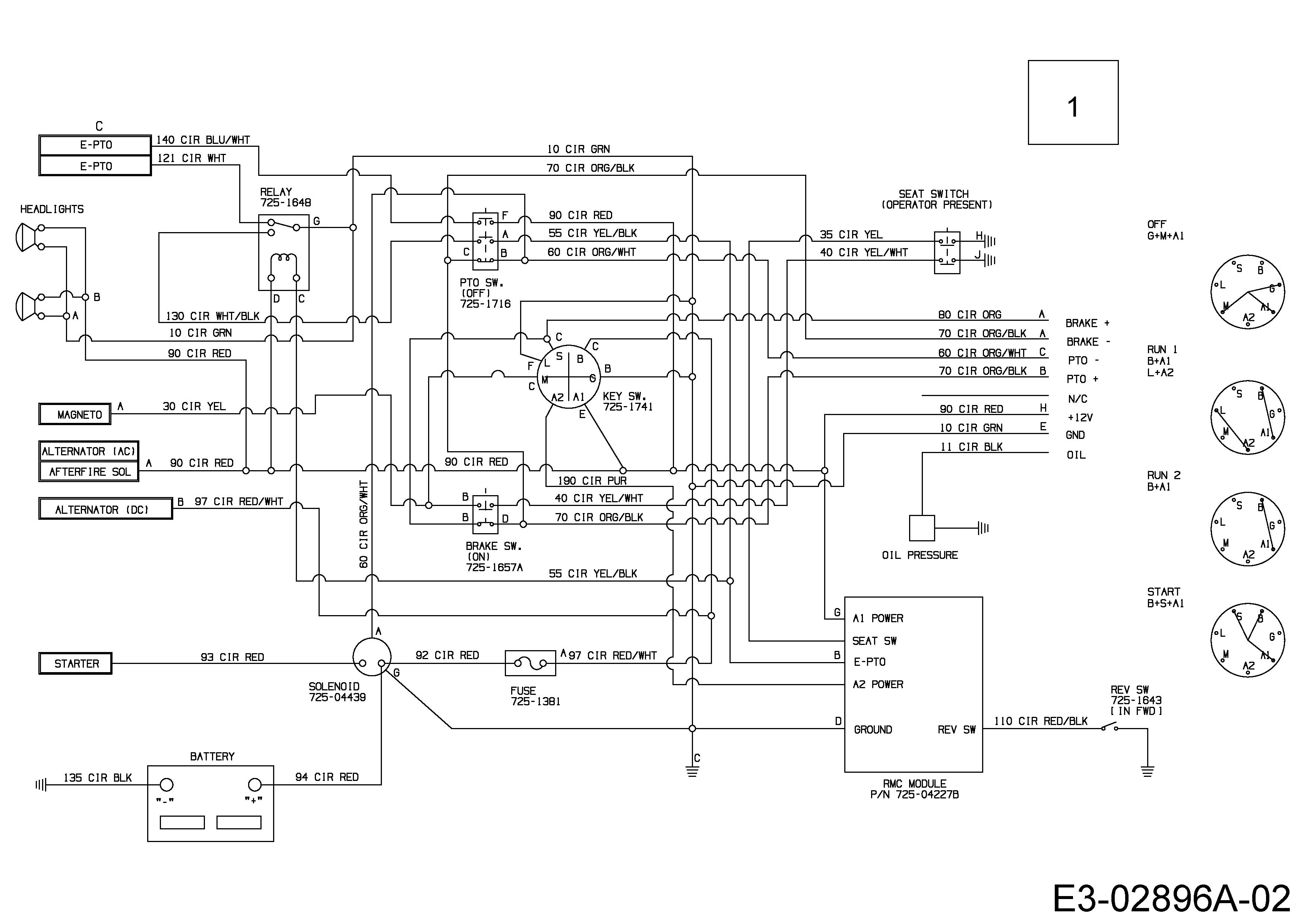 ferguson te20 wiring diagram