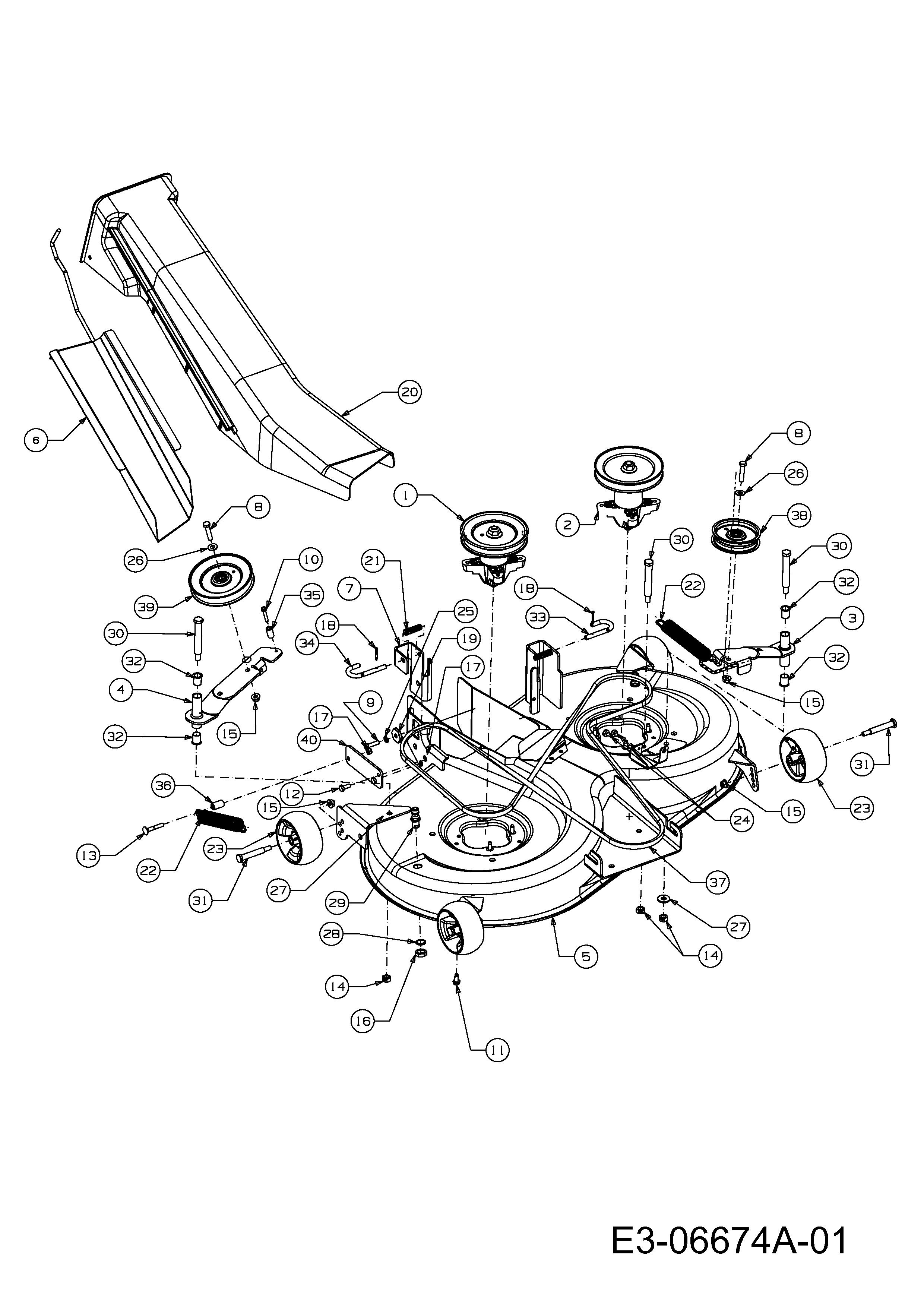 Kugelgelenk Lenkung passend MTD 200//105H 13BT493N676 Rasentraktor