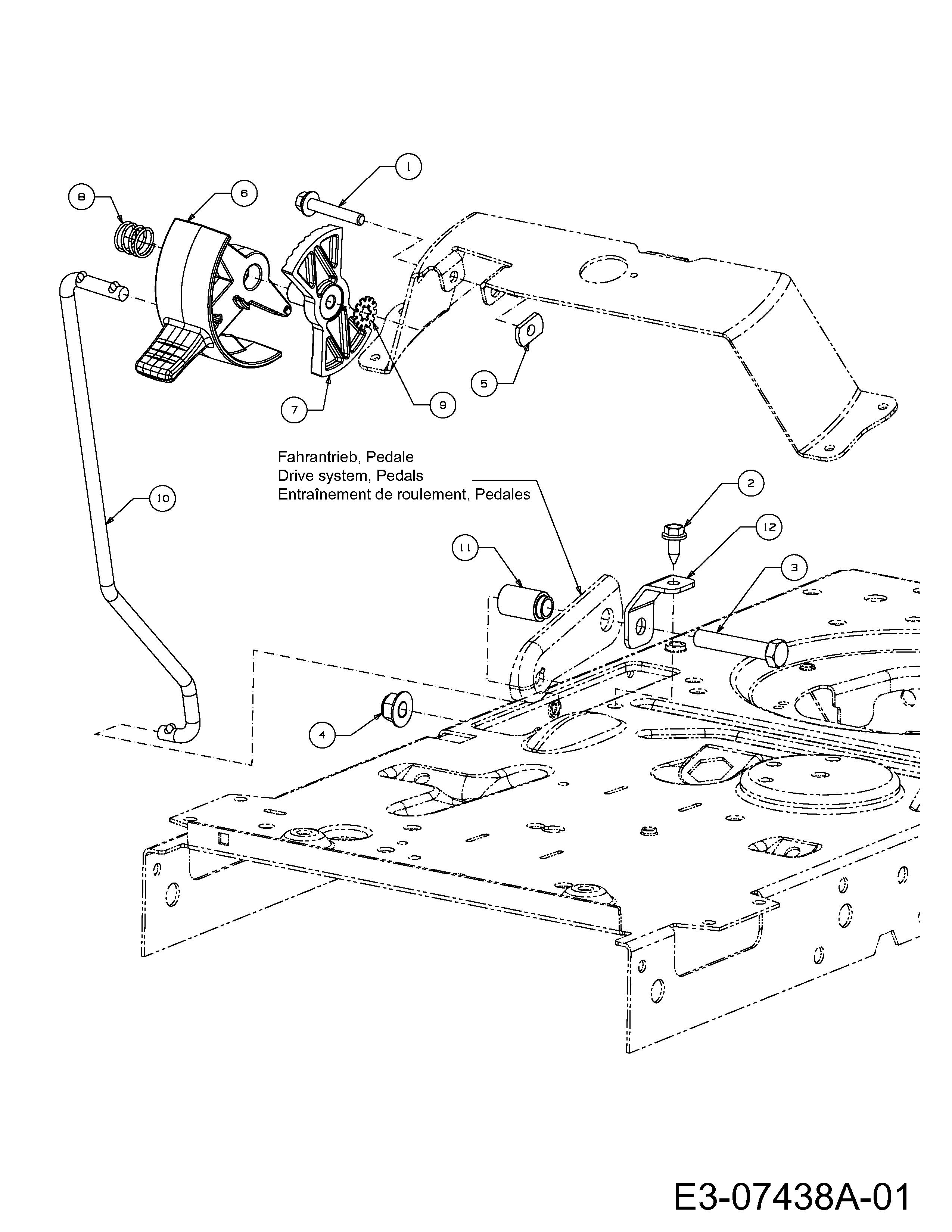 mastercut mastercut 92 155 geschwindigkeitsregelung. Black Bedroom Furniture Sets. Home Design Ideas