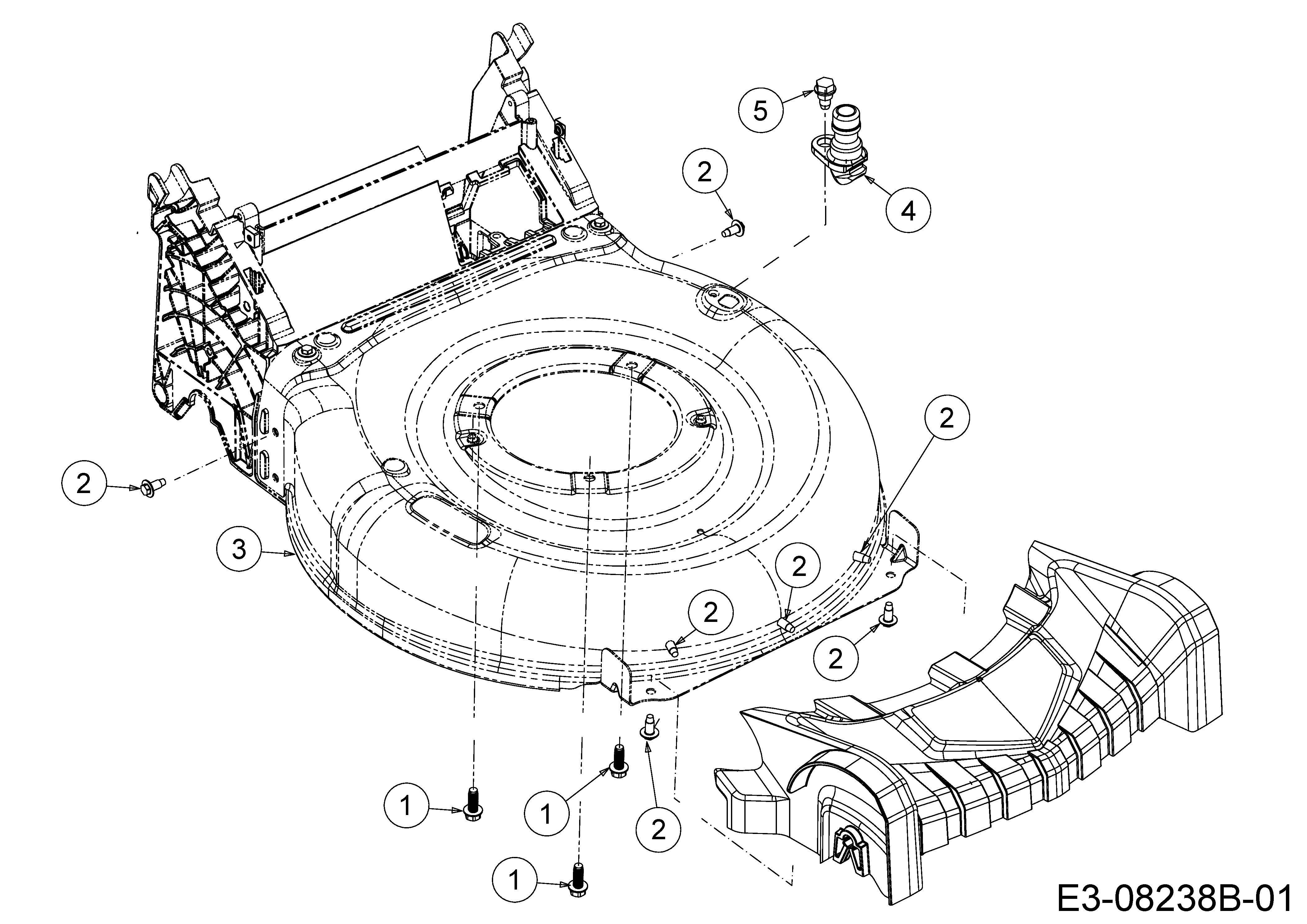 Wolf Garten Expert 530 A Mhwerksgehuse 12a Pukc650 2014 Case Engine Diagram Ersatzteile