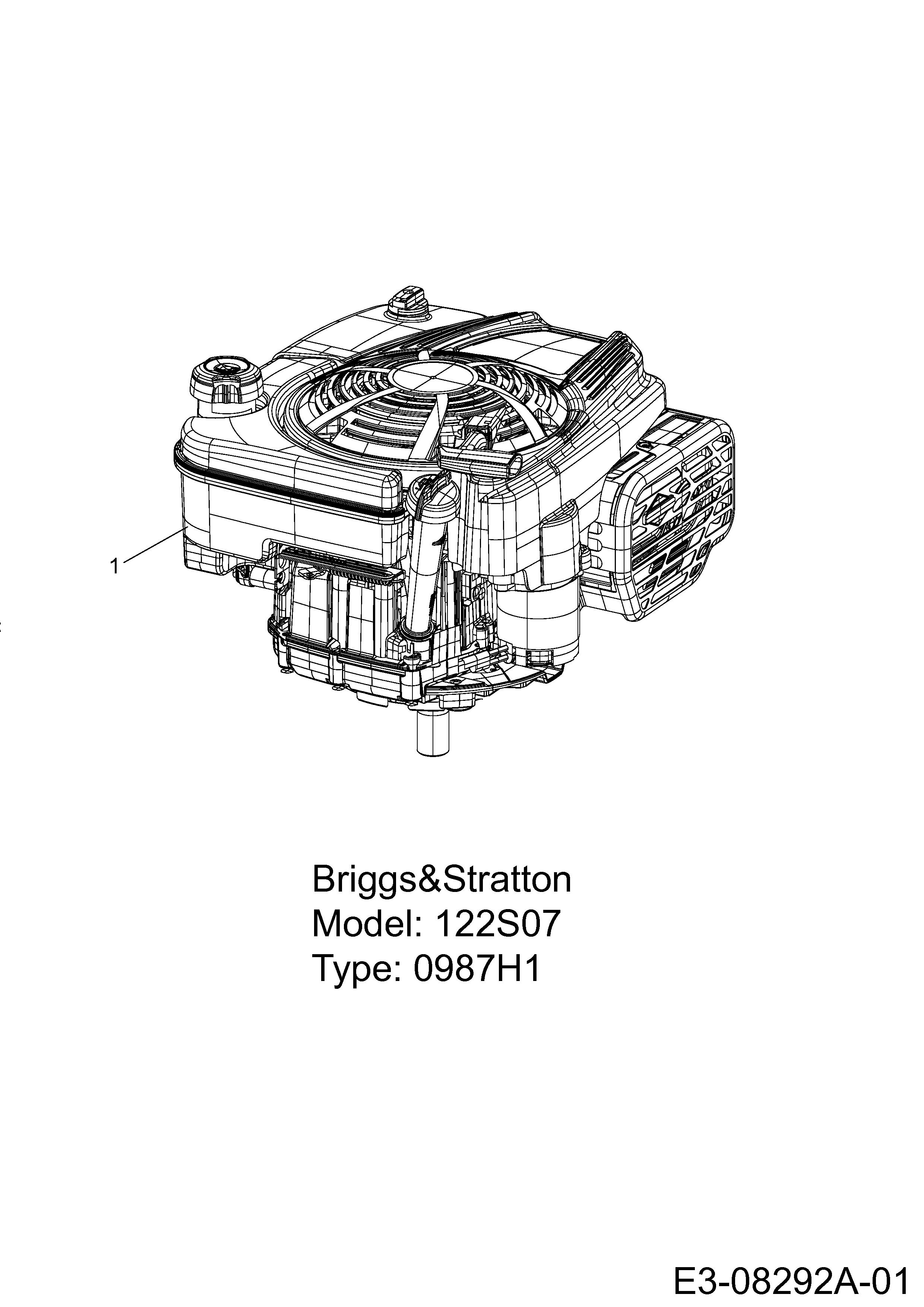 wolf garten scooter mini motor briggs stratton. Black Bedroom Furniture Sets. Home Design Ideas